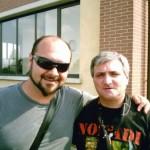 io e sergio maresso 2007